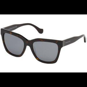 Balenciaga Dark Havana / Smoke Mirror sunglasses